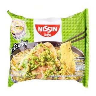 Nissin Leng Sabb Spicy Pork Ribs Instant Noodles