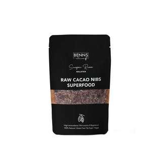 Benns Ethicoa Raw Cacao Nibs - Sungai Ruan
