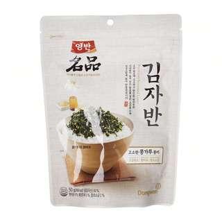 Dongwon YangBan Premium Roasted Seaweed Laver - Original