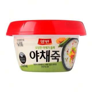 Dongwon YangBan Rice Porridge with Vegetables