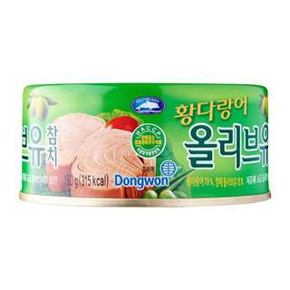 Dongwon Light Tuna in Olive Oil