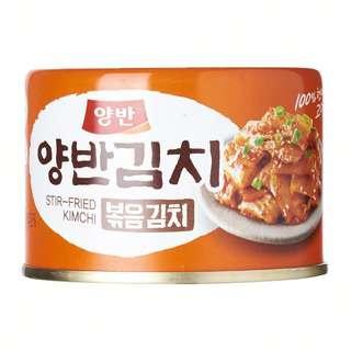 Dongwon YangBan Stir Fry Canned Kimchi