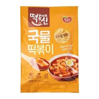 Dongwon Korean Rice Cake Topokki - Original