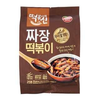 Dongwon Korena Rice Cake Topokki - Jjajang