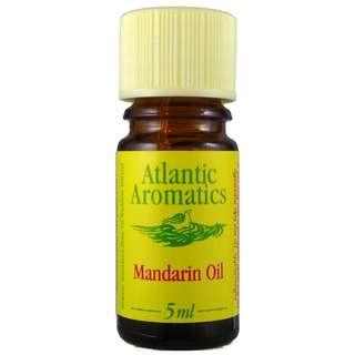 Atlantic Aromatics Mandarin Organic Essential Oil