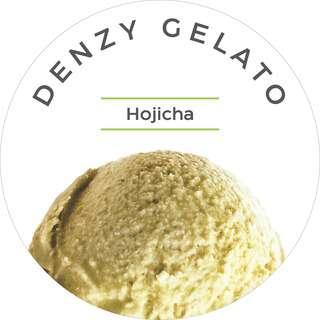 Denzy - Hojicha Gelato