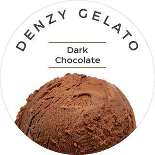 Denzy - Dark Chocolate Gelato