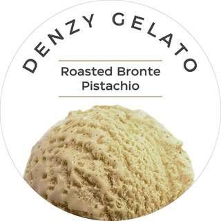 Denzy - Roasted Bronte Pistachio