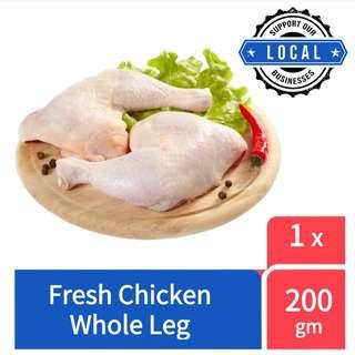 CHICKEN STORY FRESH CHICKEN WHOLE LEG 1pc