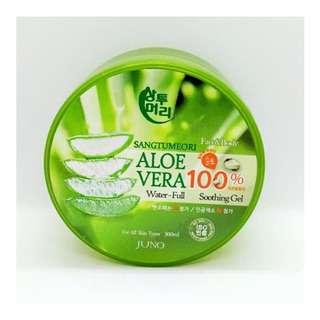 Juno Aloe Vera 100% Soothing Gel