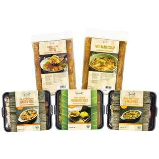 Easy Gourmet Asian Delights Bundle