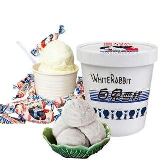Gin Thye White Rabbit Homemade Gelato Ice Cream