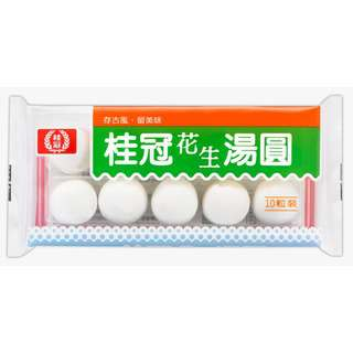Gui Guan Laurel Peanut Glutinous Rice Ball Tang Yuan