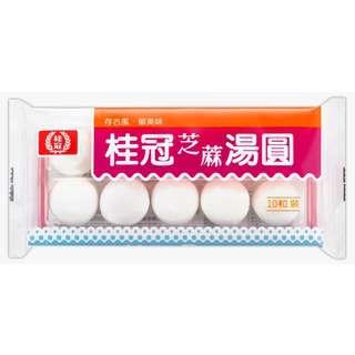 Gui Guan Laurel Sesame Glutinous Rice Ball Tang Yuan