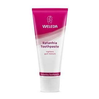 Weleda Ratanhia Toothpaste, 75ml