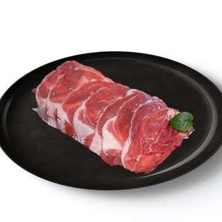 Hego Canterbury Lamb Shabu Shabu Chilled