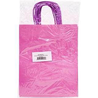 MTRADE Lavender Medium Kraft Paper Gift Bag