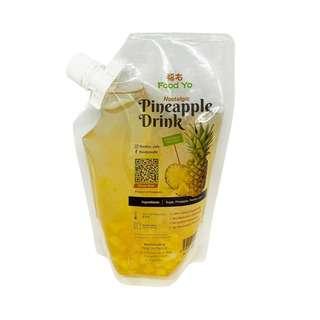 Food Yo Pineapple Drink