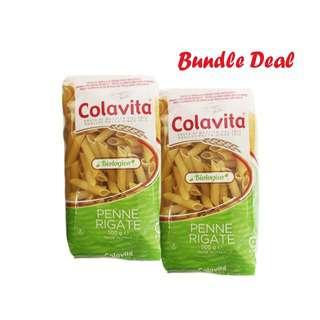 Colavita Bio Pasta - Penne Rigate Bundle Pack