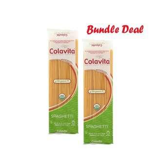 Colavita Bio Pasta - Spaghetti Bundle Pack