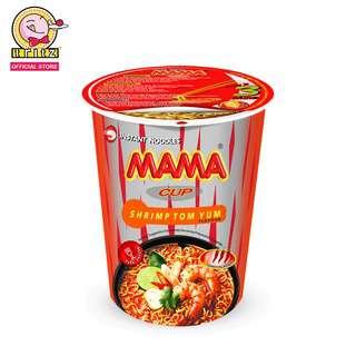 Mama Instant Noodle Shrimp Tomyum Cup