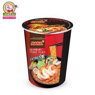 Mama Mama Instant Noodle Extreme Shrimp Tomyum 60 G