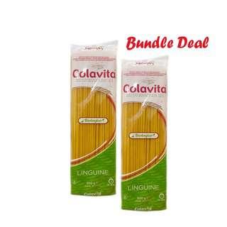 Colavita Bio Pasta - Linguine Bundle Pack
