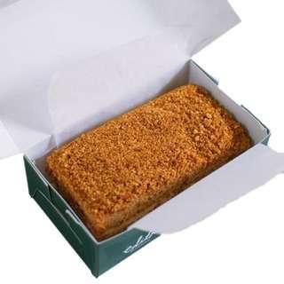 Edith Patisserie Mini Honey Cake