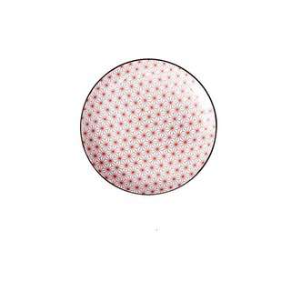 Table Matters Starry Red - 6 inch Dessert Plate