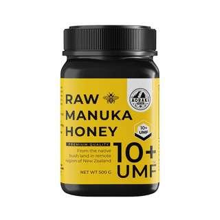 AorakiPeak Manuka Honey UMF10+