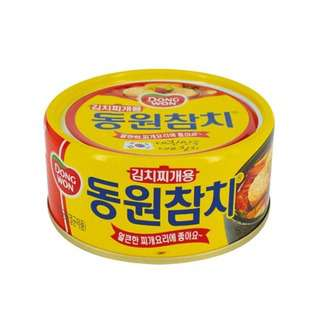 Dongwon Spicy Tuna for Kimchi Stew 150g