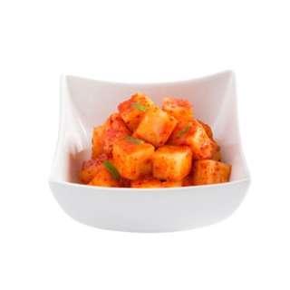 Hanguk Kitchen Freshly Made Korean Radish Kimchi