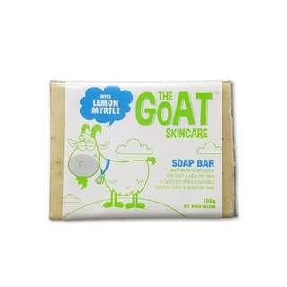 The Goat Skincare Lemon Myrtle Goat Soap
