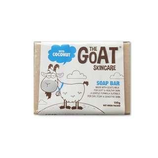 The Goat Skincare Coconut Goat Soap