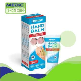 Dermal Therapy Hand Balm 50 G - By Medic Drugstore