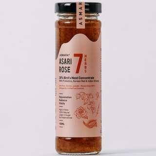 Asmara Asari Rose 7 - Anti-Aging & Radiance Drink