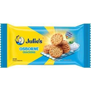 Julie's Osborne Crackers