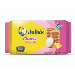 Julie's Cheese Sandwich