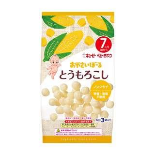 Kewpie S-3 Vegetable Snack Corn