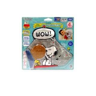 Tomy Disney Dear Little Hands - Snoopy Towel