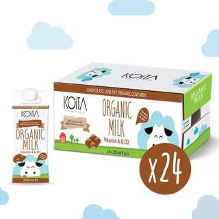 Koita Premium Organic Chocolate Milk