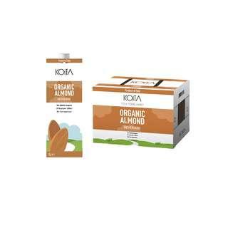 Koita Organic Almond Milk No Added Sugar