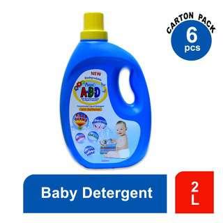 Pureen ABD Liquid Cleansers 2L Ctn