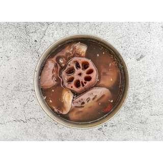 KiomKee Lotus Root Peanut Pork Ribs Soup