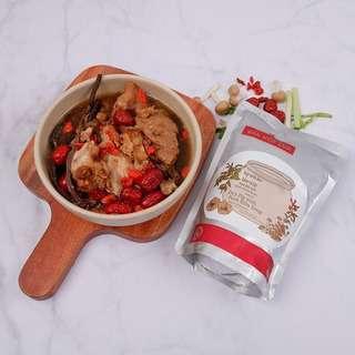 KiomKee Dry Fig with Pork Ribs Soup