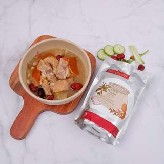 KiomKee Old Cucumber Pork Ribs Soup
