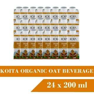 Koita Organic Oat Milk