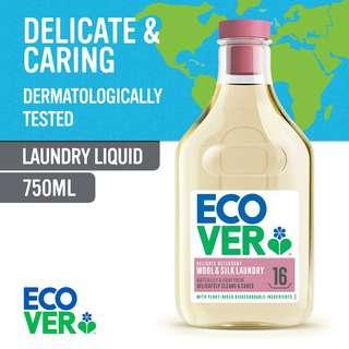 Ecover Laundry Liquid, Delicate, 750ml