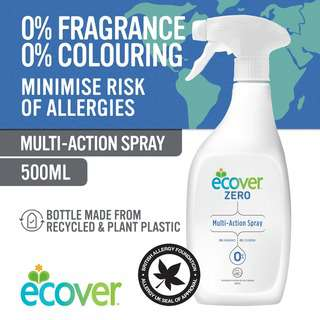 Ecover Zero Multi-Action Spray, 500ml