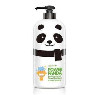 Against24 Power Panda Antibacterial Baby Shampoo 650ml